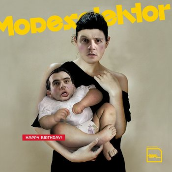 Cover art - Modeselektor: Happy Birthday