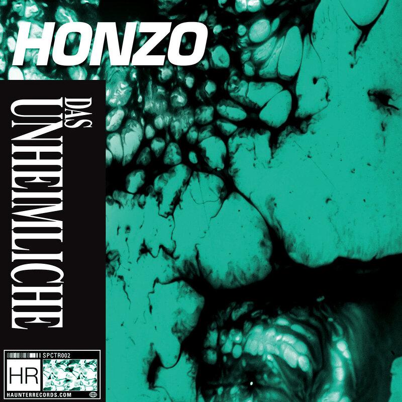 Cover art - Honzo: Das Unheimliche