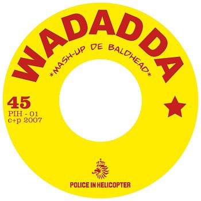 Cover art - Wadadda: Mashup De Baldhead