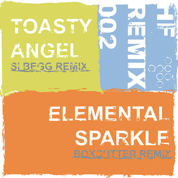 Cover art - Toasty: Angel (Si Begg Remix)