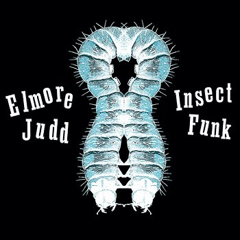 Cover art - Elmore Judd: Insect Funk