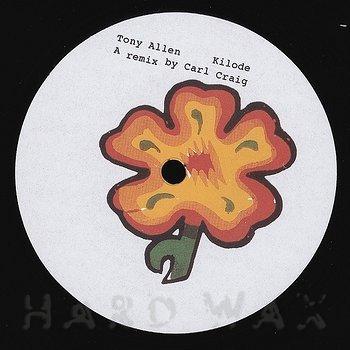 Cover art - Tony Allen: Kilode (Carl Craig Remix)