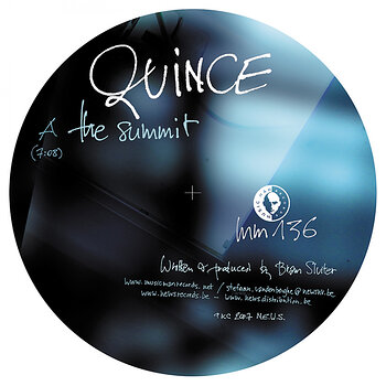 Cover art - Quince: The Summit