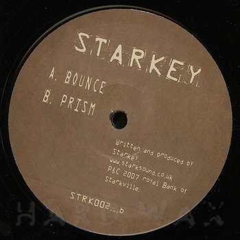Cover art - Starkey: Bounce