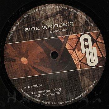 Cover art - Arne Weinberg: Parabolum