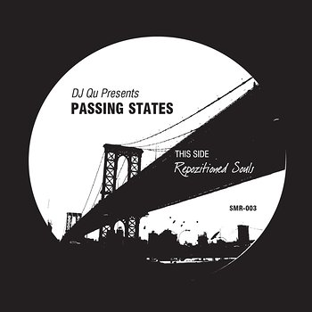 Cover art - DJ Qu: Passing States EP