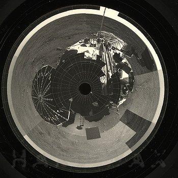 Cover art - Giorgio Gigli: Magnetic Field EP