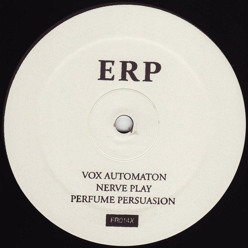 Cover art - E.R.P.: Vox Automaton