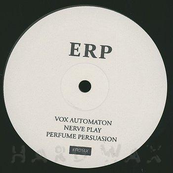 Cover art - E.R.P.: Vox Automaton & Alsoran