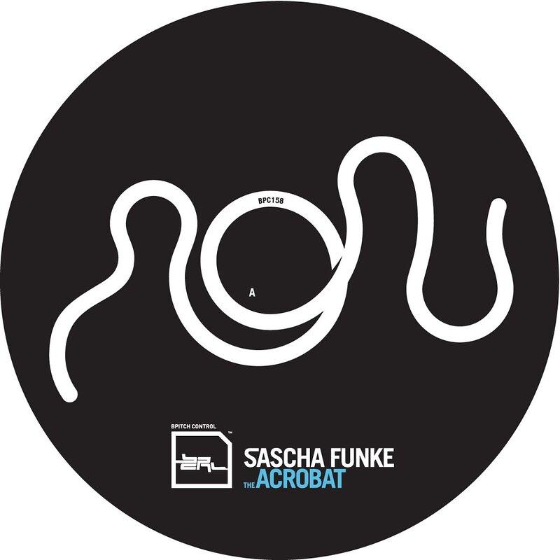 Cover art - Sascha Funke: Acrobat
