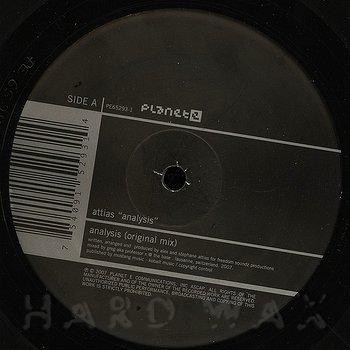 Cover art - Attias: Analysis