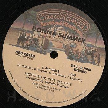 Cover art - Donna Summer: Hot Stuff