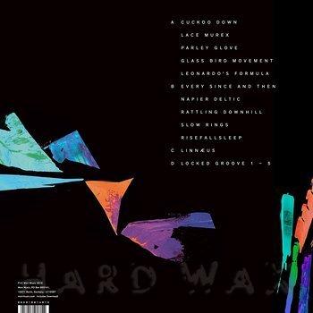 Cover art - ISAN: Glass Bird Movement