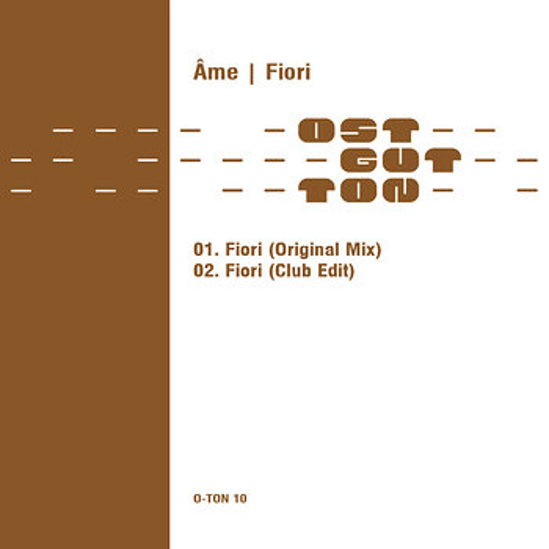Cover art - Âme: Fiori