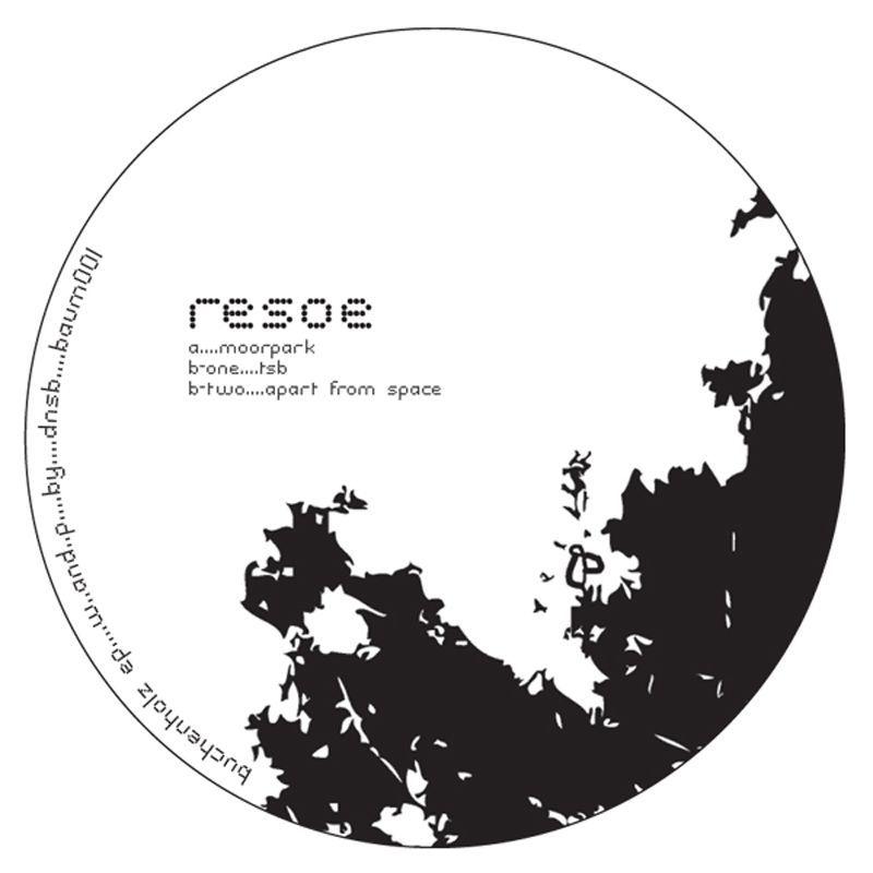 Cover art - Resoe: Buchenholz EP