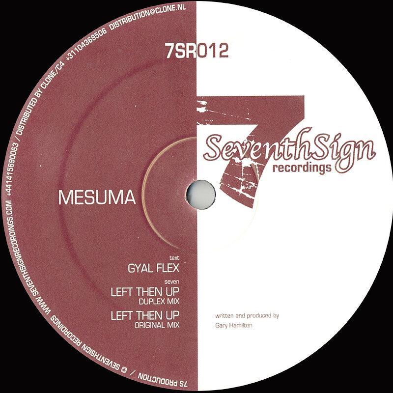 Cover art - Mesuma: Gyal Flex