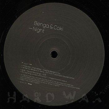 Cover art - Benga & Coki: Night