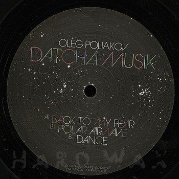Cover art - Oleg Poliakov: Datcha Musik
