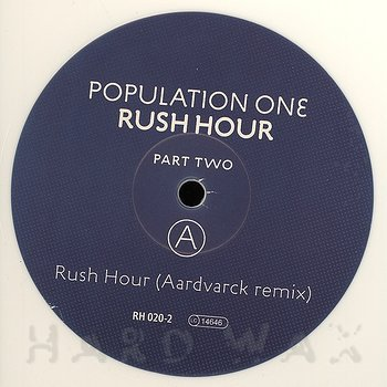 Cover art - Population One: Rush Hour