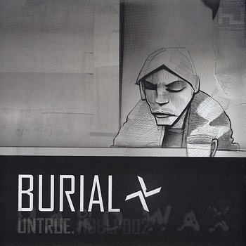 Cover art - Burial: Untrue