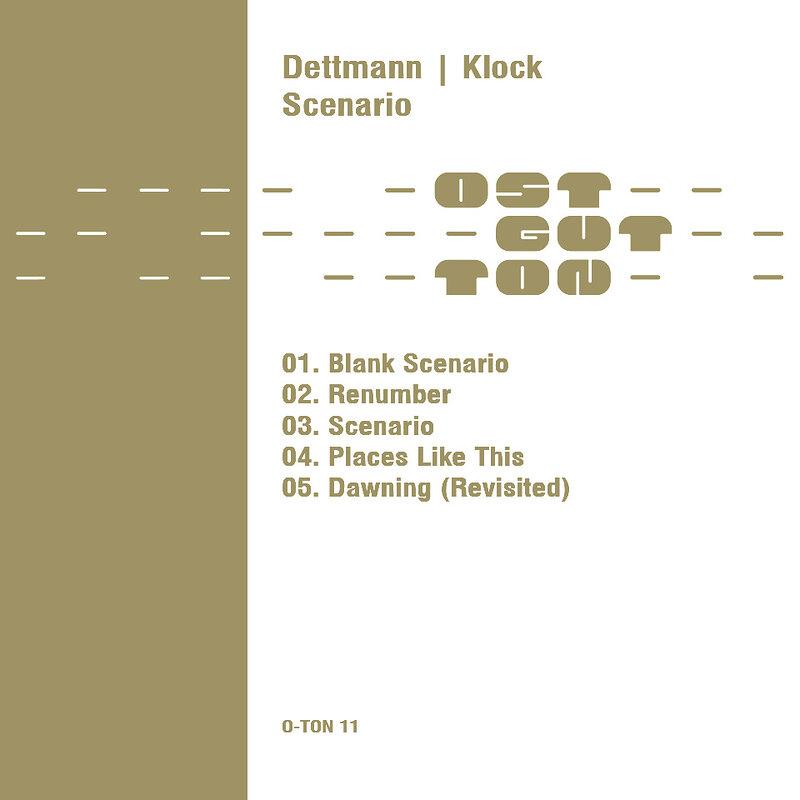 Cover art - Dettmann / Klock: Scenario