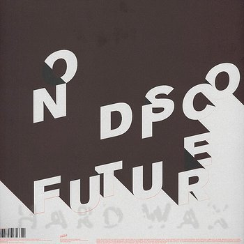 Cover art - Melchior Productions Ltd.: No Disco Future
