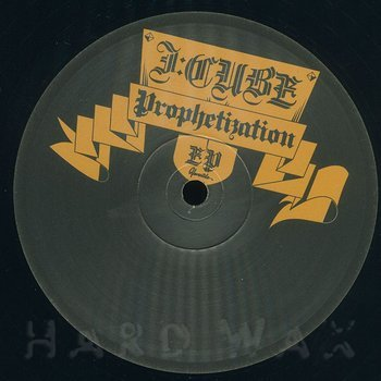 Cover art - I:Cube: Prophetization EP