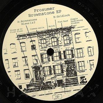 Cover art - Prosumer: Brownstone EP