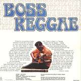 Cover art - Ernest Ranglin: Boss Reggae