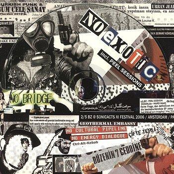 Cover art - 2/5 BZ: No Exotic