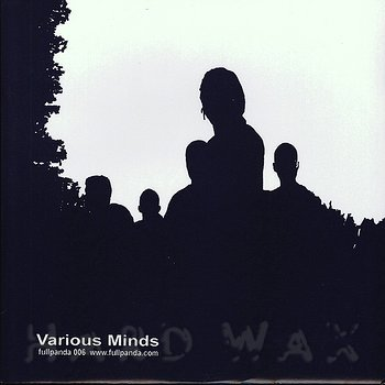 Cover art - Various Minds: Full Panda 006