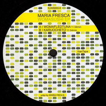 Cover art - Maria Fresca: Womasushi EP