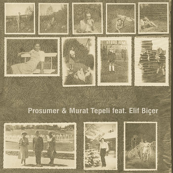Cover art - Prosumer & Murat Tepeli feat. Elif Biçer: Turn Around