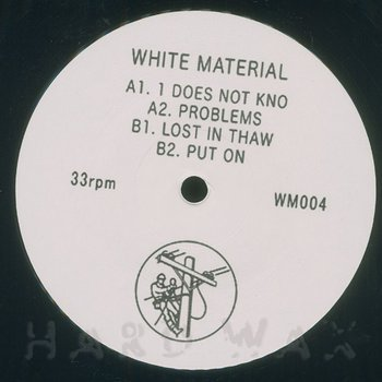 Cover art - White Material: White Material