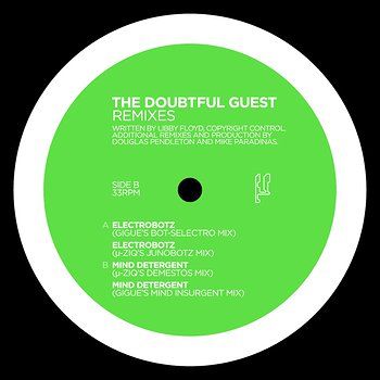 Cover art - The Doubtful Guest: Remixes