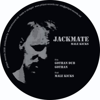Cover art - Jackmate: Male Kicks