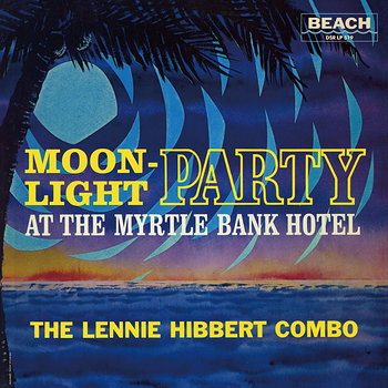 Cover art - Lennie Hibbert: Moonlight Party