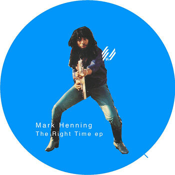 Cover art - Mark Henning: The Right Time EP