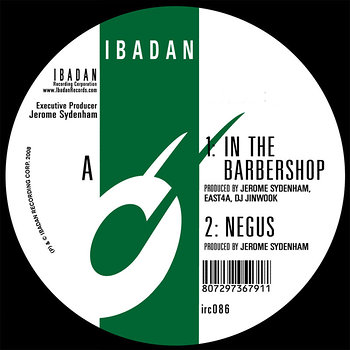 Cover art - Various Artists: In The Barbershop
