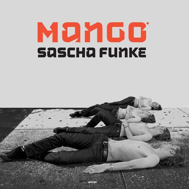 Cover art - Sascha Funke: Mango