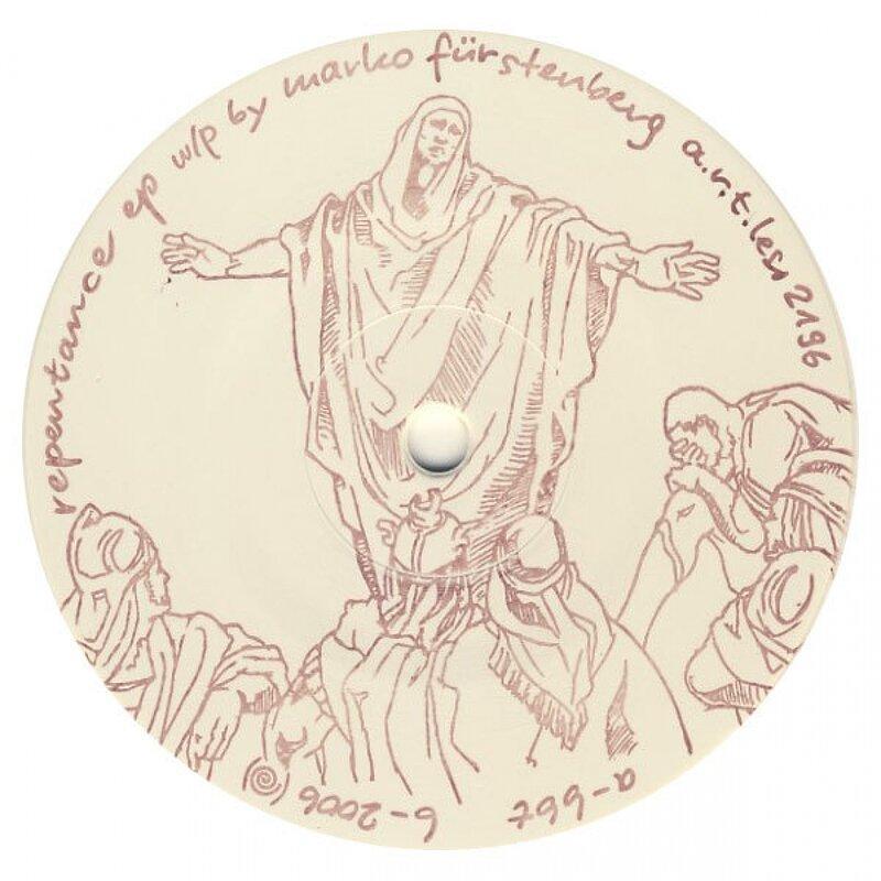 Cover art - Marko Fürstenberg: Repentance EP