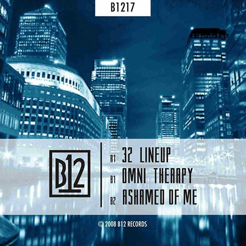 Cover art - B12: 32 Lineup