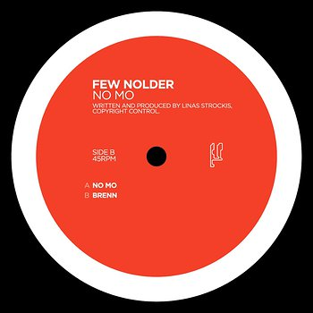 Cover art - Few Nolder: No Mo