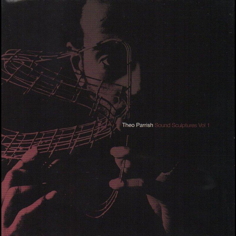 Cover art - Theo Parrish: Sound Sculptures Vol. 1