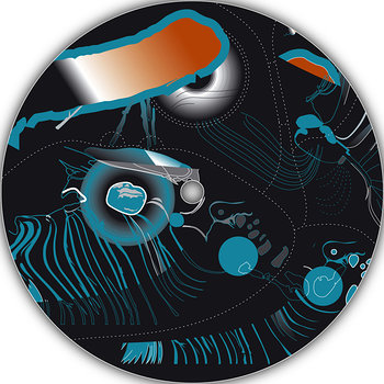 Cover art - Alex Cortex: Shadow Key EP