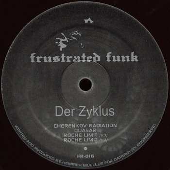Cover art - Der Zyklus: Cherenkov Radiation