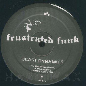 Cover art - Dcast Dynamics: The Giant Returns