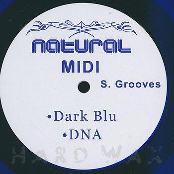 Cover art - Scott Grooves: Dark Blu