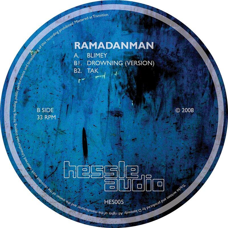 Cover art - Ramadanman: Blimey