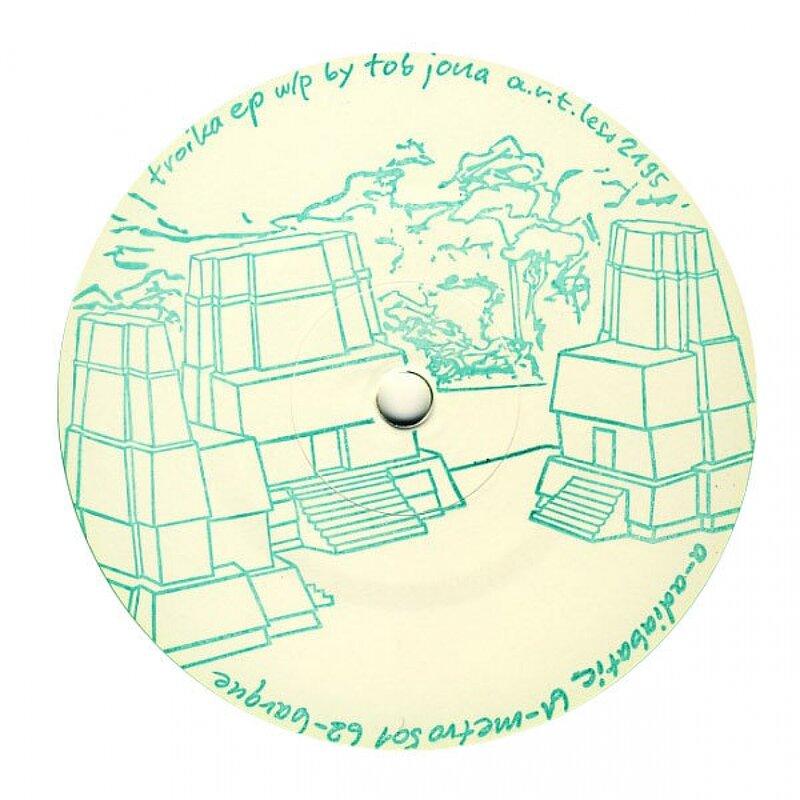 Cover art - Tob Jona: Troika EP